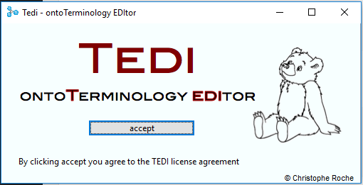 Multilingual Terminology editor